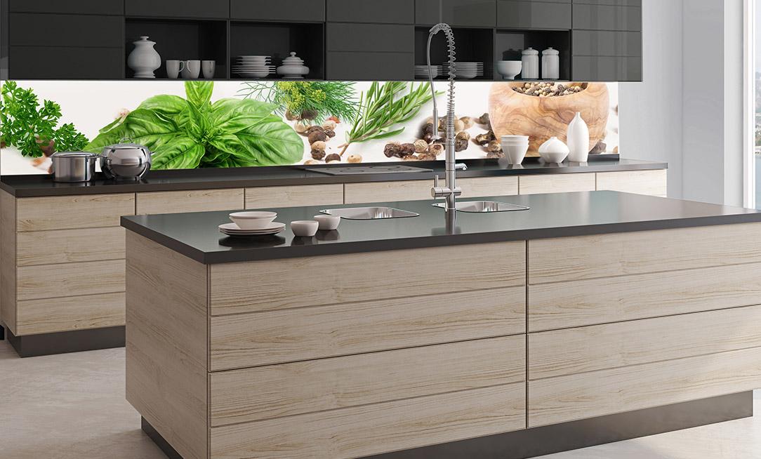 fliesenspiegel küche selber machen | ecocasa. küche selber